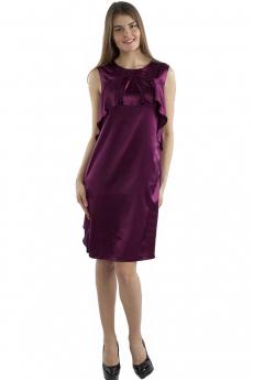Платье футляр без рукавов Bast